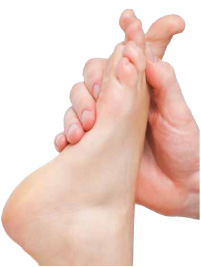 foot rub image