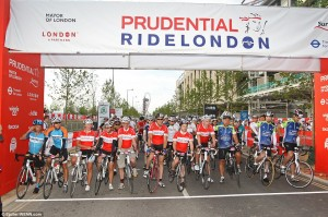 prudential ride